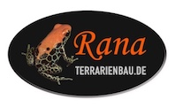 Rana Terrarienbau